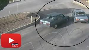 Göz göre göre gelen kaza kameralarda