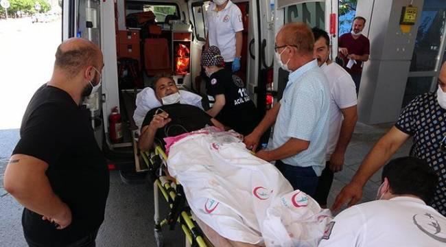 İYİ Partili belediye meclis üyesine silahlı saldırı