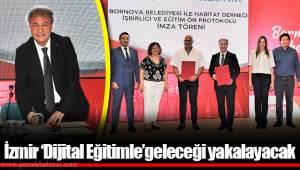 İzmir 'Dijital Eğitimle'geleceği yakalayacak
