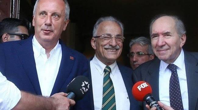 Karayalçın ve Çetin, Muharrem İnce için CHP lideri ile görüşecek
