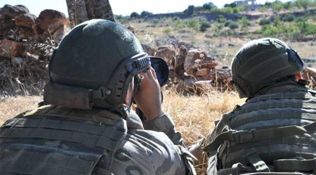 MSB'den flaş açıklama: 20 PKK/YPG'li terörist gözaltına alındı