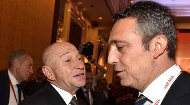 Nihat Özdemir'den Ali Koç'a: Ben Fenerbahçe Başkanı olsam imzayı atarım