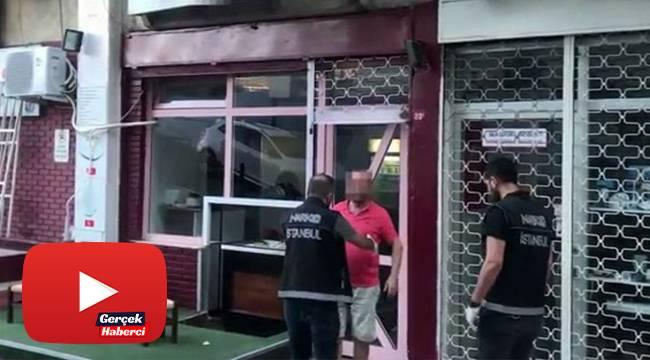 Pilavcı görünümlü uyuşturucu satıcılarına operasyon