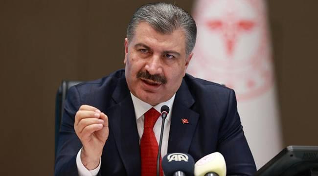 Sağlık Bakanı Fahrettin Koca'dan 'koronavirüs abartılıyor' diyenlere uyarı