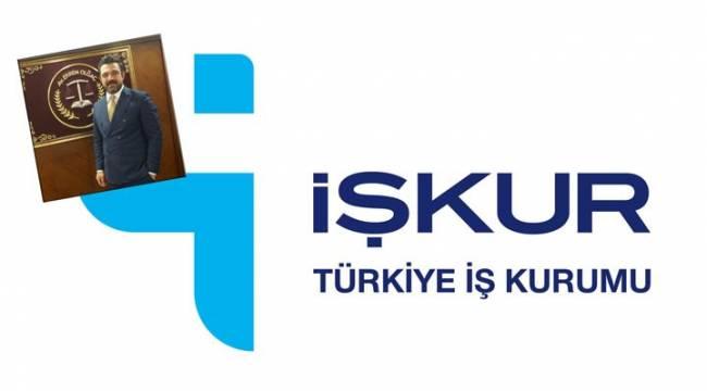 Siirt'te İŞKUR'un işçi alımını AK Parti İl Başkanı duyurdu