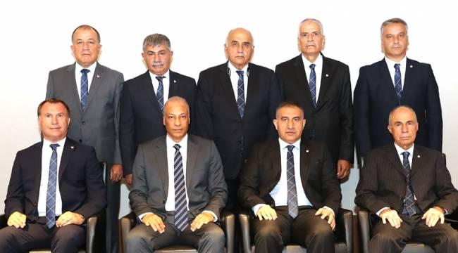 Türkiye Futbol Federasyonu Merkez Hakem Kurulu'nun yeni başkanı belli oldu