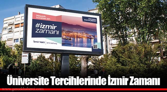 Üniversite Tercihlerinde İzmir Zamanı