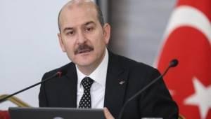Bakan Soylu: Kira yüzünden polisler İstanbul'a gitmek istemiyor