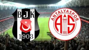 Beşiktaş Antalyaspor maçı iptal mi oldu?