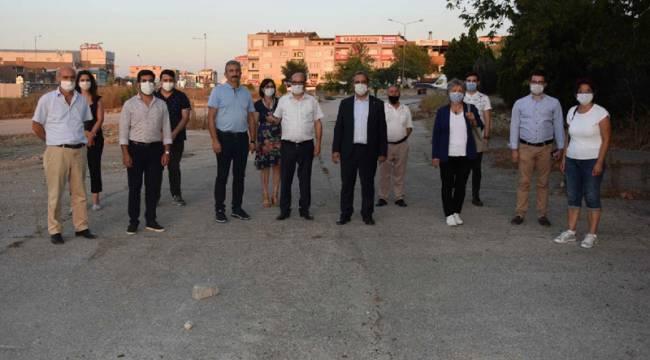 Bursa'da AK Parti'li vekilin hastanesinin karşısındaki hastane arazisine AVM ve rezidans yapılacağı iddiası
