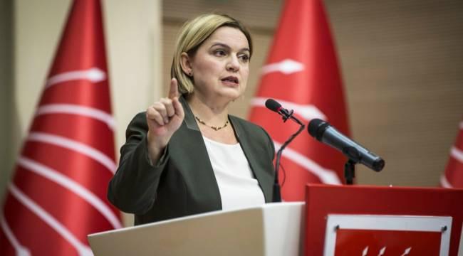 CHP'li Selin Sayek Böke: İktidar yasadışı borçlanıyor, acilen Meclis'e ek bütçe sunulmalı