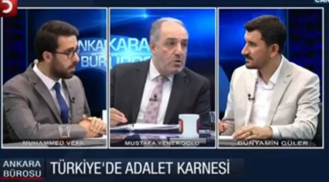 DEVA Parti'li Yeneroğlu: İdam gelirse Türkiye'nin adını faşist ülke koyabiliriz