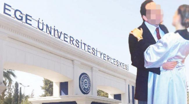 Ege Üniversitesi Profesörüne taciz suçlaması: 'Üzerinin örtülmesinden korkuyoruz'
