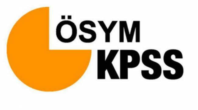 KPSS ortaöğretim başvuruları için