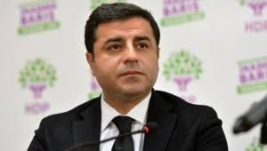 Selahattin Demirtaş hakkında yeni iddianame düzenlendi!