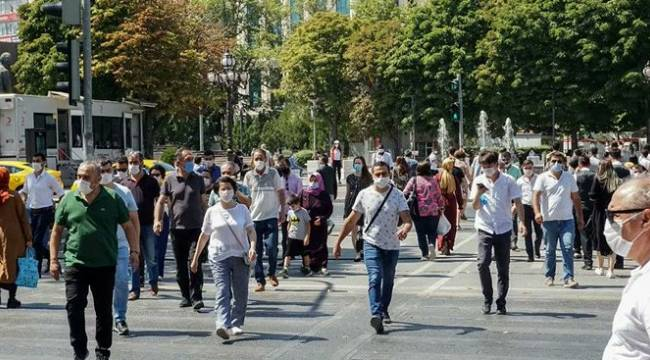 Toplum Bilimleri Kurulu üyesi Prof. Bozkurt'un anketinden: 'Ölüm korkusu yaşamıyorum' diyenlerin oranı yüzde 59