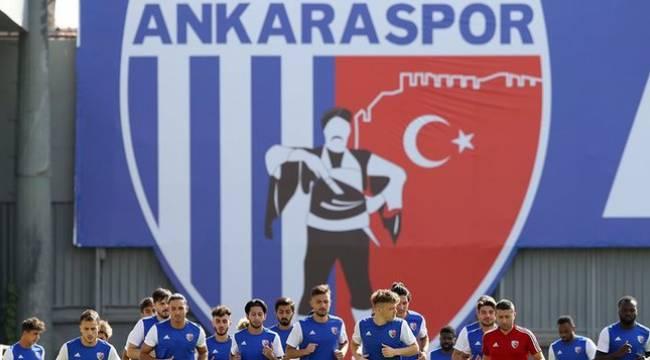Ankaraspor'da 16 kişinin Kovid-19 testi pozitif
