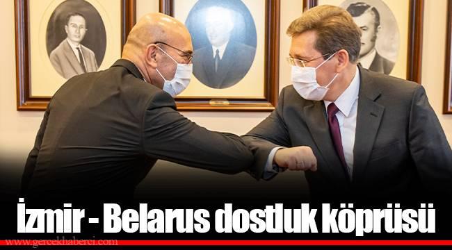 İzmir - Belarus dostluk köprüsü