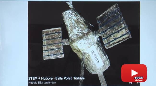 Karton teleskopla NASA'da dereceye girdiler