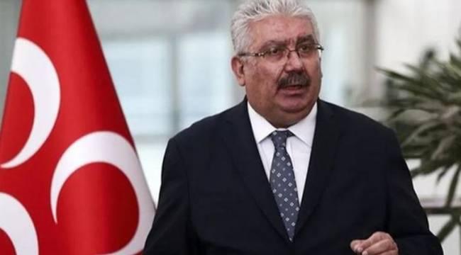 MHP'den 'halkı isyana teşvik' ve 'sivil darbe' suçlaması
