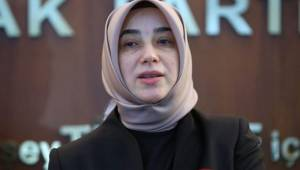 AK Parti Grup Başkanvekili Özlem Zengin: