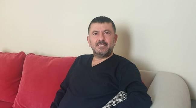 CHP'li Veli Ağbaba'dan kötü haber: Tedavi sürecine başladık