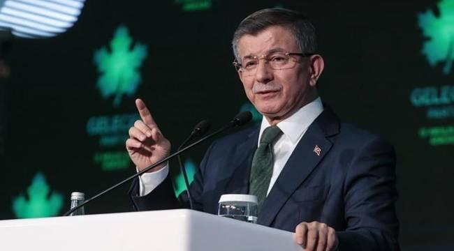 Davutoğlu, Güçlendirilmiş Parlamenter Sistem randevusunu kabul etmeyen Bahçeli'ye seslendi: MHP'nin parti programını okumasını tavsiye ediyorum