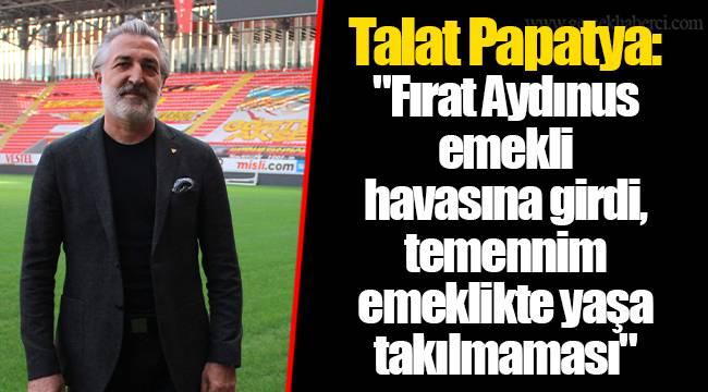 Talat Papatya: