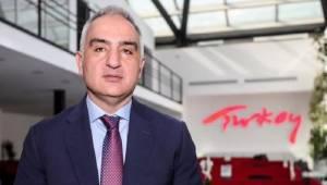 Kültür ve Turizm Bakanı Mehmet Nuri Ersoy: Sanatçılara bin lira verilecek