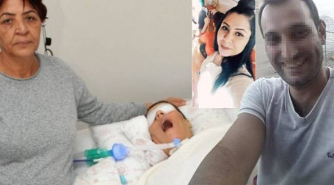 Çiğdem Yaylak'a cinsel saldırıda bulunup serbest kalan Murat Kaya'yı dövdüler
