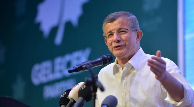 Davutoğlu: Bahçeli Gezi'den ve 15 Temmuz'dan bahsetti ama 17/25 Aralık'tan bilerek bahsetmedi