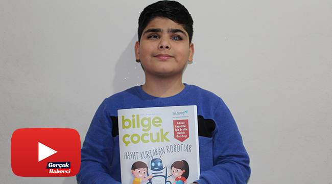 Görme engelli çocuklar için özel dergi hazırlandı