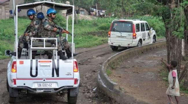 BM konvoyuna saldırı: İtalyan büyükelçinin aralarında olduğu üç kişi hayatını kaybetti