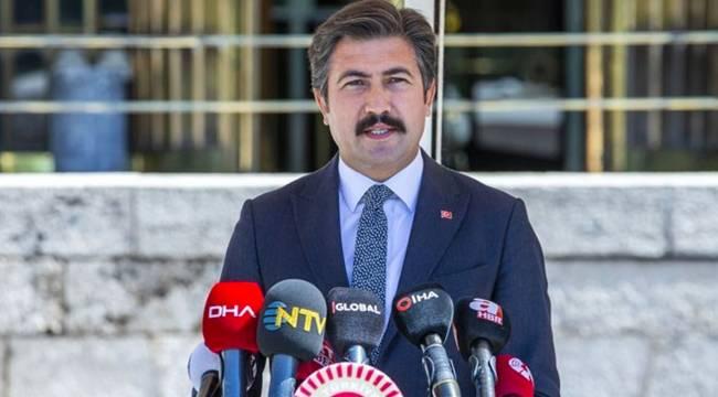 AK Parti Grup Başkanvekili Özkan: Milletimiz nezdinde HDP'yi kapatacağız