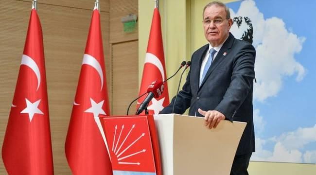 CHP Sözcüsü Faik Öztrak: Cumhurbaşkanı Recep Tayyip Erdoğan 'Seni başkan yaptırmayacağız' çıkışını duydu, masayı dağıttı