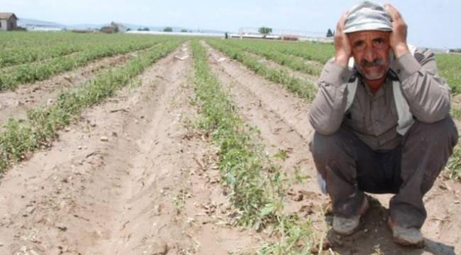 """""""Devlet çiftçiye verdiği destekten bile vergi kesiyor"""""""