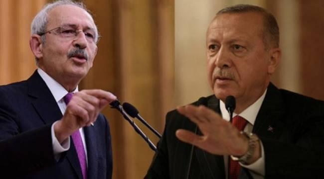 Kılıçdaroğlu, Erdoğan'a 5 kuruşluk tazminat davası açtı