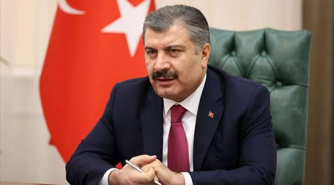 Sağlık Bakanı Koca: Sarı, turuncu ve kırmızı iller de mavi olana kadar tedbirli olmalıyız