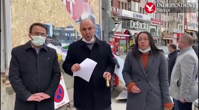 """CHP Kastamonu İl Başkanı: Savcılığın """"suç unsuru yok"""" dediği afişler """"mülki amir emri"""" ile toplatıldı"""
