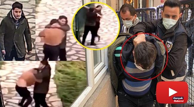 Cihangir'de kadını taciz eden saldırganın ifadesi ve nasıl yakalandığı ortaya çıktı