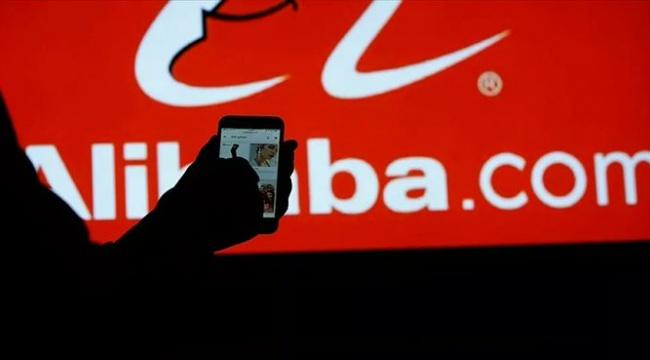 Çin'de e-ticaret şirketi Alibaba'ya 2.8 milyar dolar ceza kesildi