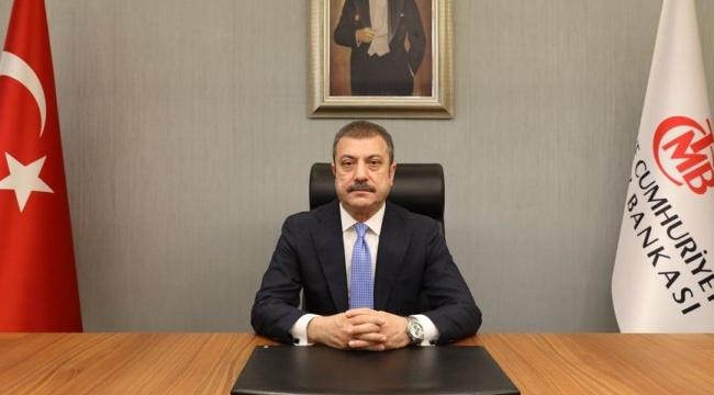 Merkez Bankası Başkanı Kavcıoğlu'ndan 128 milyar dolar ve kripto para açıklaması