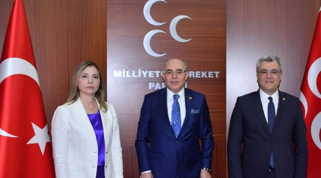 MHP'den yeni anayasa açıklaması: 360'ı hiçbir siyasi partinin bulması mümkün değil