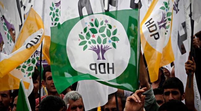451 HDP'li İçin Siyasi Yasak İstendi