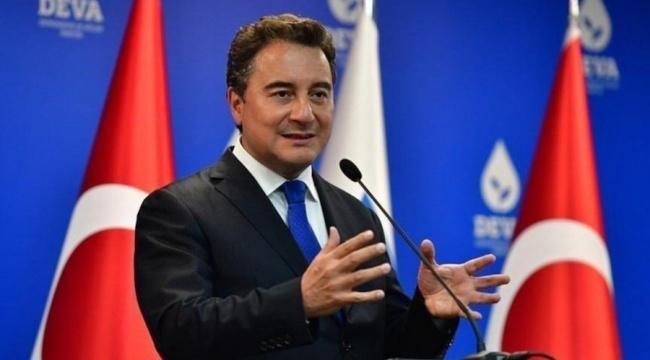 Ali Babacan: Siyasi partilerin kapatılmasına karşıyız
