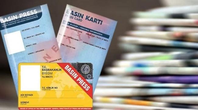 ÇGD ve DİSK Basın-İş, değiştirilen basın kartı yönetmeliğine yeniden dava açtı