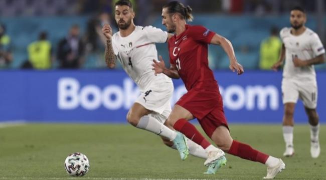 EURO 2020'nin açılış maçında Türkiye, İtalya'ya 3-0 mağlup oldu