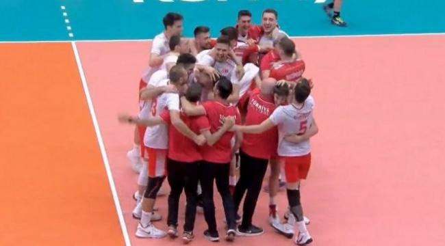 'Filenin Efeleri' CEV Avrupa Altın Ligi şampiyonu oldu