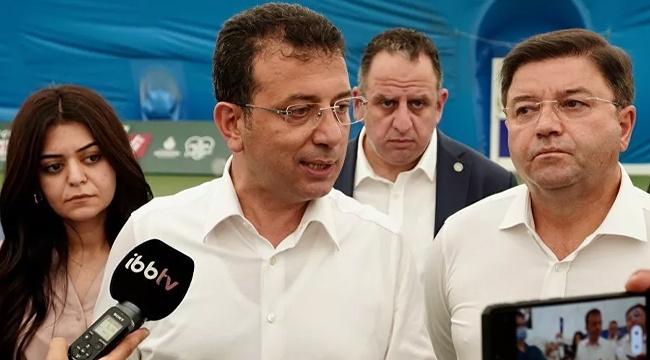 İmamoğlu'ndan Erdoğan'a: Beni takip etmesi mutlu ediyor, içten içe sempati duyduğunun farkındayım