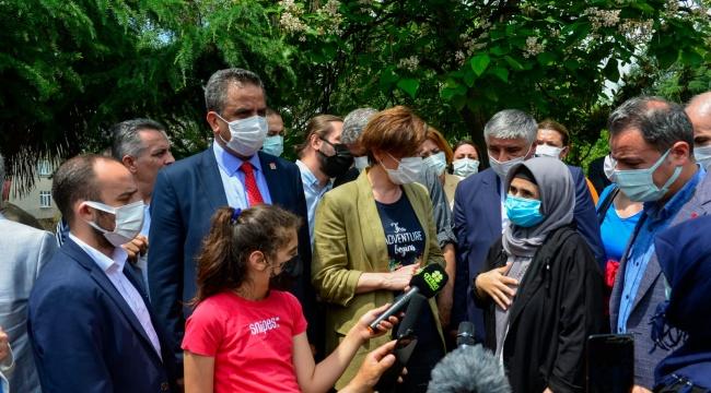 Kaftancıoğlu: Siyasetin Görevi İhtiyacımız Olan Yeşil Alanı Artırmaktır Yok Etmek Değil